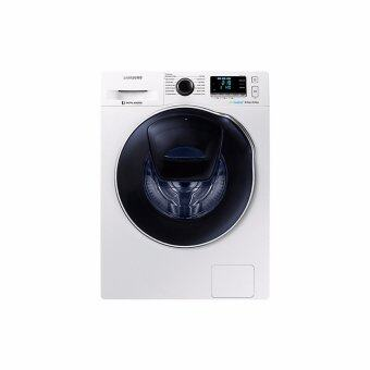 Harga Samsung 8kg Washer / 6kg Dryer with Eco Bubble SAM-WD80K6410OW