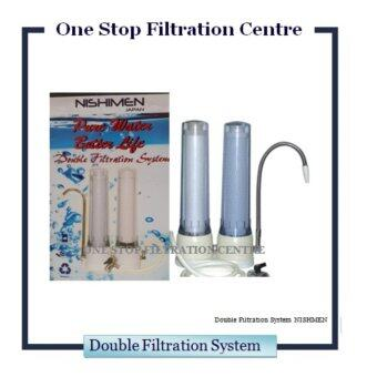 Harga Double Filter NISHIMEN CTC Double Filtration system
