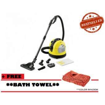 Karcher Vc6 Premium Vacuum Cleaner Yellow Free Bath