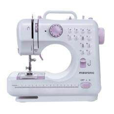 Maidronic 505A Pro Upgraded 12 Sewing Options Mini Portable Handheld Sewing Machine (Purple)