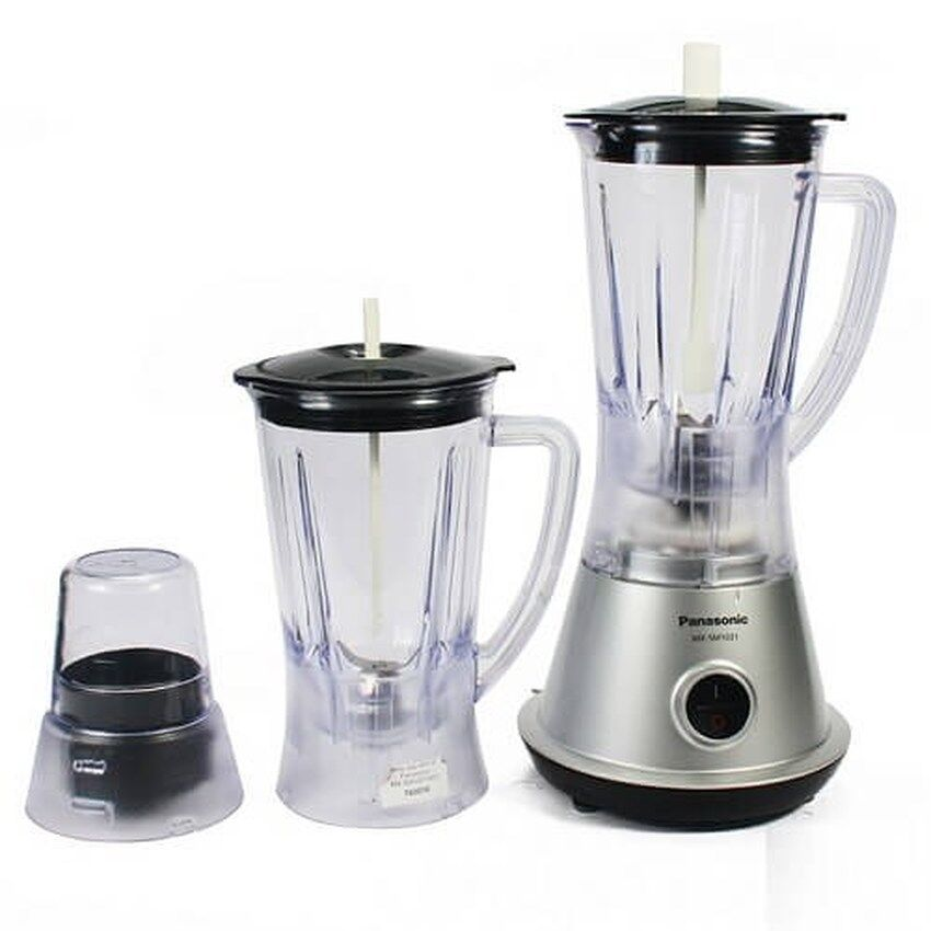 Panasonic 10L Twin Jug Blender with Dry Mill MX SM1031S Lazada