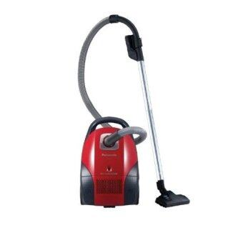 panasonic bagged canister vacuum cleaner mccg521red - Canister Vacuum Reviews