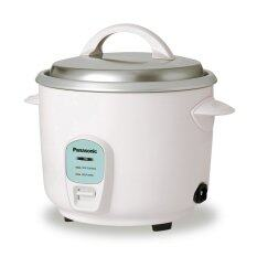 Panasonic SR-E18A Rice Cooker 1.8L White