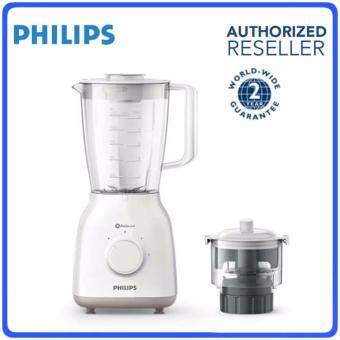 Philips Blender HR3448 (400W) Sambal Maker + Mill + 1 5L Jar