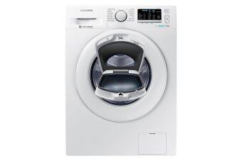 Samsung WW80K5410WW Front Load Washer with Add Wash, 8KG