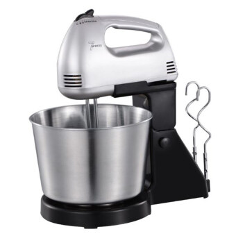 Stand Mixer With Stainless Steel Bowl
