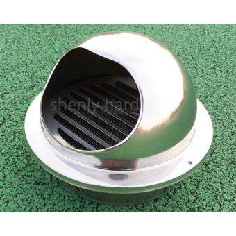 Harga SYL 6 Inch High Grade Stainless Steel Cap /Ducting Cap???????????????????????????