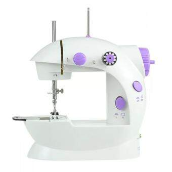 Top Portable Electric Mini Sewing Machine 202 with Foot Pedal