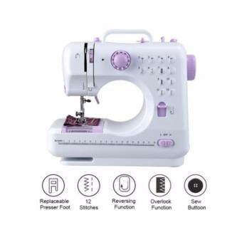 Top Pro Upgraded Multi Function 12 Stitches FHSM 505A Sewing Machine