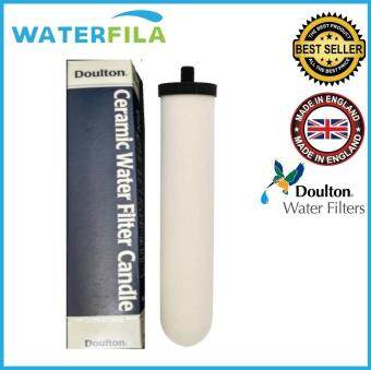 waterfila 10u201d doulton ultracarb ceramic water filter candle genuine quality product made in england lazada malaysia - Ceramic Water Filter