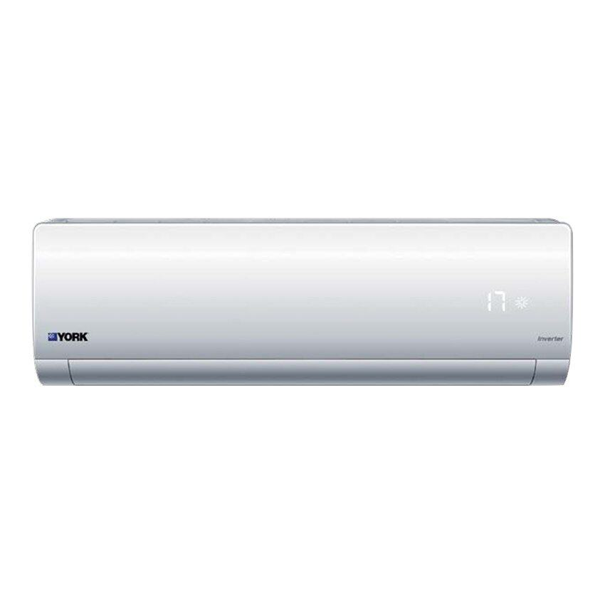 York (R410A) YSL3F15AAS/YWM3F15CAS 1.5HP Wall Split Air Conditioner image on snachetto.com