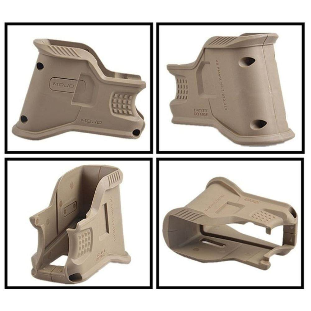 A Box Multiple Styles AR-15 Magazine Grip Tactical Grip Appearance Change  Accessories