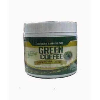 Harga Advanced Coffee Blend Green Coffee 100% Natural Coffee
