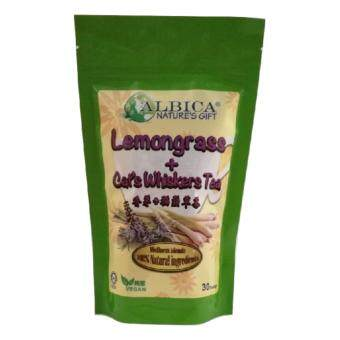 Albica?s Lemongrass Cat?s Whiskers Tea / Teh Serai Misai KucingHalal Vegetarian 100% Natural