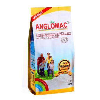 Anglomac Premium Milk Powder 500G - 2