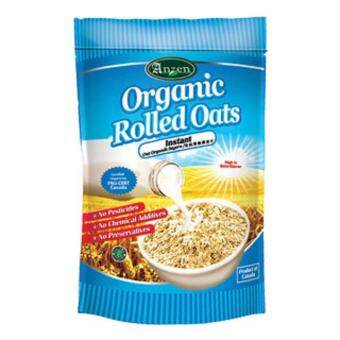 Anzen Organic Rolled Oats Instant 500g - Canada