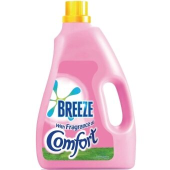 Breeze Detergent Liquid Fragrance of Comfort 3.8 kg