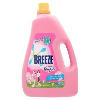 Breeze Long Lasting Perfume Concentrated Liquid Detergent 4kg