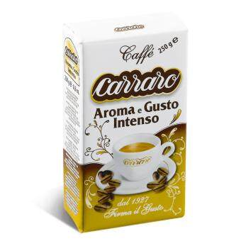 Harga Carraro Aroma e Gusto Intenso Ground Coffee (250g)