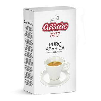 Harga Carraro Puro Arabica Ground Coffee (250g)