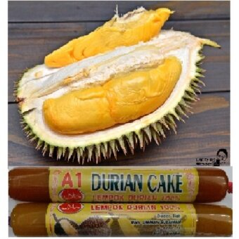 Harga Durian Cake Brand A1 150g (4 pack)
