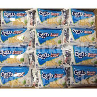 Gery Coconut Crackers
