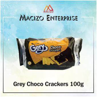 Gery Crackers 100g - 24 pkts ( 3 popular flavors) - 4