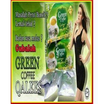Harga GREEN COFFEE QALEES
