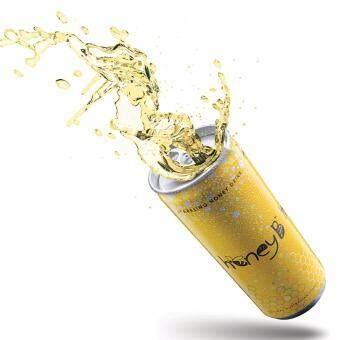 HONEYB - SPARKLING HONEY DRINK 24X250ML - 2