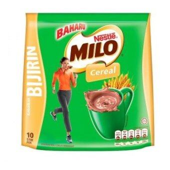 Harga MILO Cereal 10x35g Stick Packs