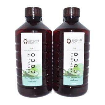 Harga Absolute Coco Virgin Coconut Oil 2 x 1Liter