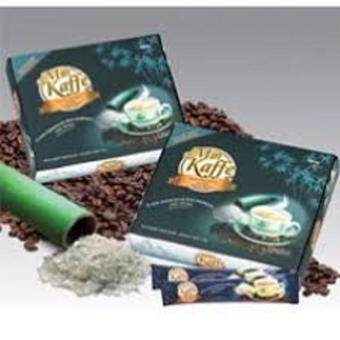 Harga Original Hai-O Min Kaffe (Mineral Coffee) Pre-mix Coffee with Bamboo Salt (2 Boxes)