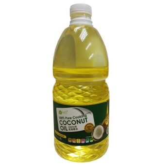 Harga Lohas 100% Pure Cooking Coconut Oil 2L