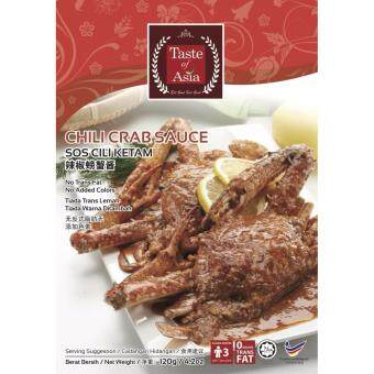 Harga Taste of Asia - Chili Crab Sauce