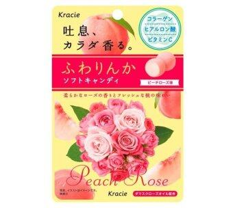 Harga Kracie Fuwarinka Soft Peach Rose Candy