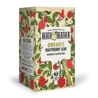 Harga Heath & Heather Organic Raspberry Leaf Tea - (20 sachets)