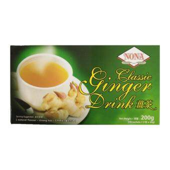 Harga NONA Ginger Classic Drink 200g