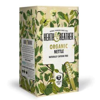 Harga Heath & Heather Organic Nettle - (20 sachets)