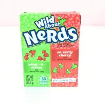 Harga What -A- Melon & So Very Cherry Nerds 46.7g