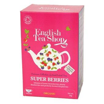Harga English Tea Shop - Super Berries (30g) - UK