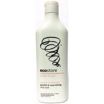 Harga ecostore Body Wash - Rose & Cardamon 400ml