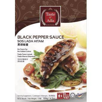 Harga Taste of Asia - Black Pepper Sauce