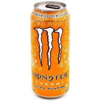 Harga Monster Energy Ultra Sunrise 500ml