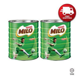 Harga MILO 1.5kg, 2 Tins (SPECIAL OFFER) (FREE SHIPPING)