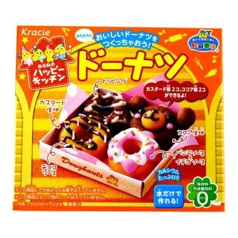 Harga Kracie Popin Cookin DIY Candy Kit – Happy Kitchen Doughnut