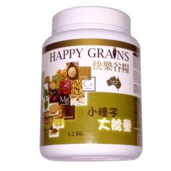 Harga Happy Grains 1.2 Kg ( DM )