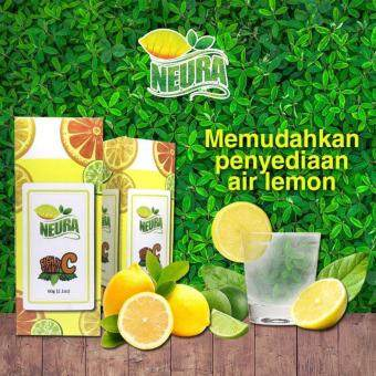 Harga Neura Instant Lemon In Powder for Slimming Detoxification and Whitening