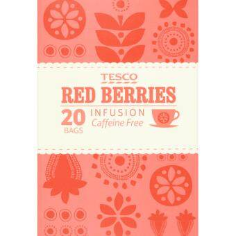 Harga TESCO RED BERRIES INFUSION 20S