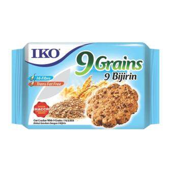 Harga IKO 9 GRAINS CRACKER 178G