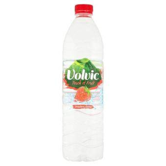 Harga Volvic Touch Of Fruit Strawberry 1500ml - France